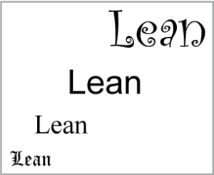 Lean-Evolution2