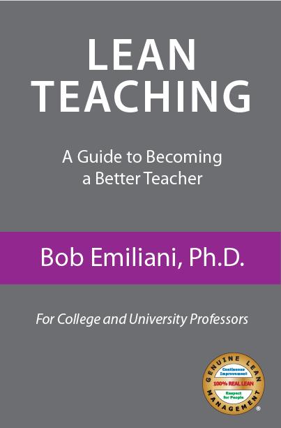 Lean Teaching