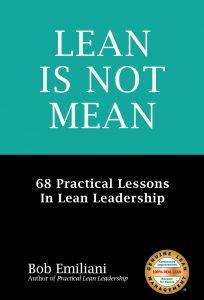 Lean Is Not Mean