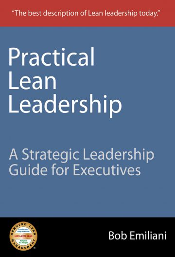 Practical Lean Leaderhip