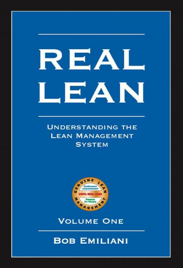 REAL LEAN, Volume One