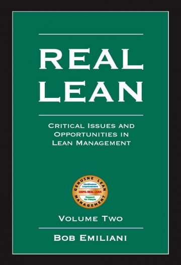 REAL LEAN, Volume Two