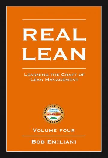 REAL LEAN, Volume Four
