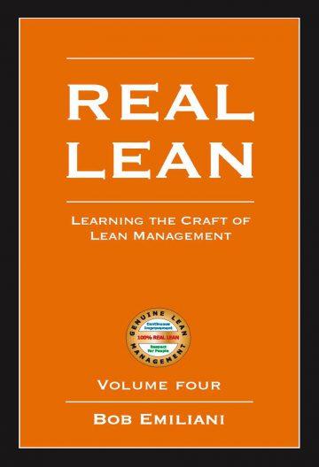REAL LEAN, Volume Four