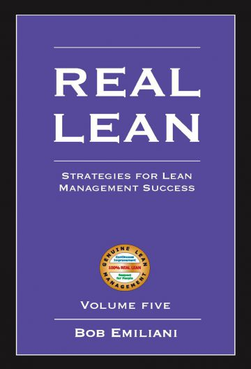 REAL LEAN, Volume Five