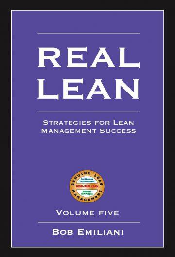 REAL LEAN, Volume Five