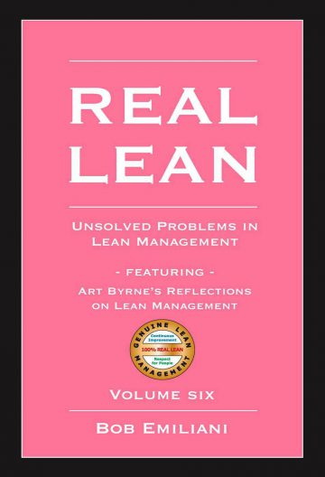 REAL LEAN, Volume Six