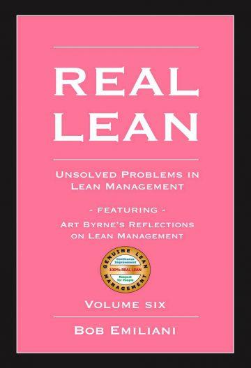 REAL LEAN, Volume Six