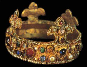Ottonian crown