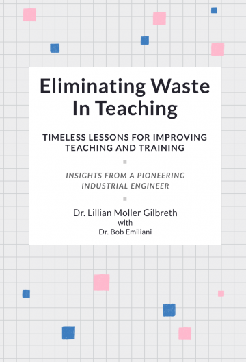 Eliminating Waste in Teaching