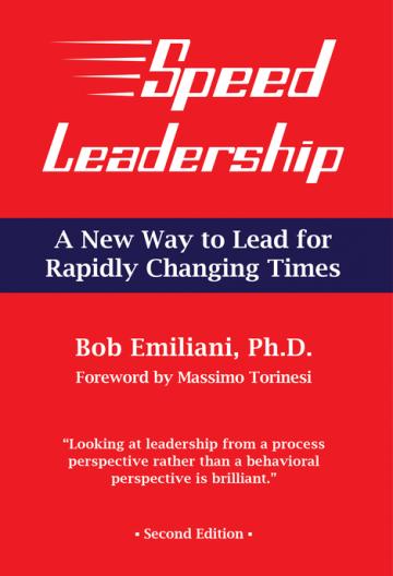Speed Leadership Book
