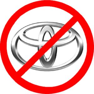 No Toyota1