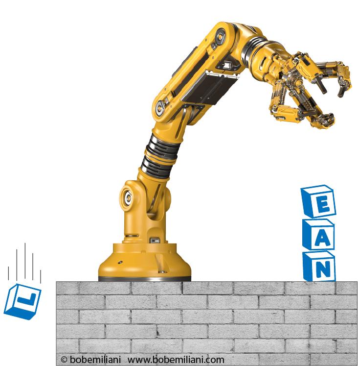 Robot Lean