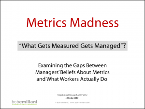 Metrics BBCs3
