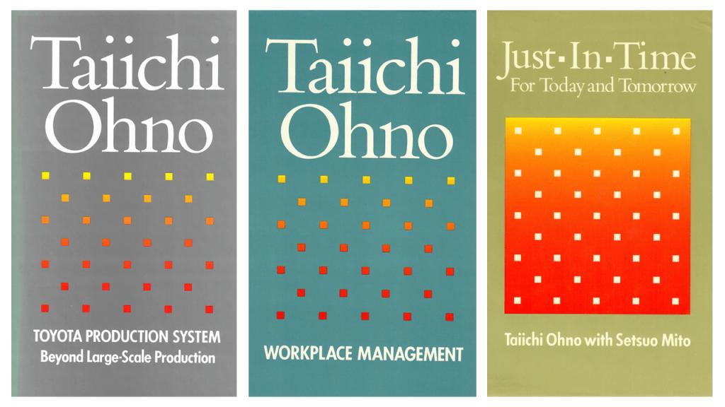 Ohno 3Books