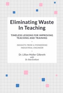 Eliminating Waste in Teaching by Bob Emiliani